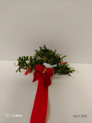 Small Garland with Bird