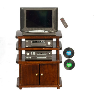 G0901W - Entertainment Unit - Walnut