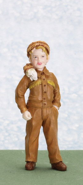 T8246 - Boy - Bart with Coonskin Cap