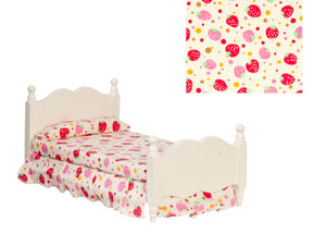 T5062 - Single Bed - White