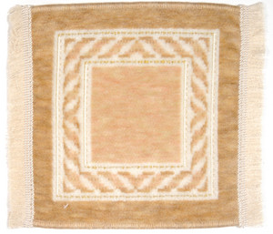 L0219N - Velvet Ribbon Rug - Natural