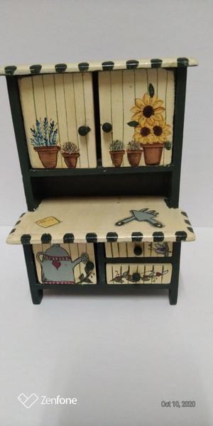 Potting Cabinet