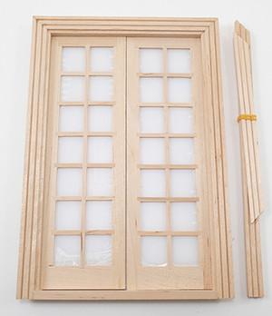 CLA76011 - Double French Door