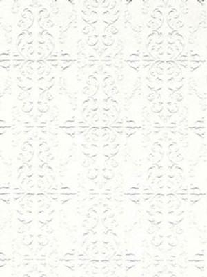 JM30 - Wallpaper, 3pc: Embossed Ceiling
