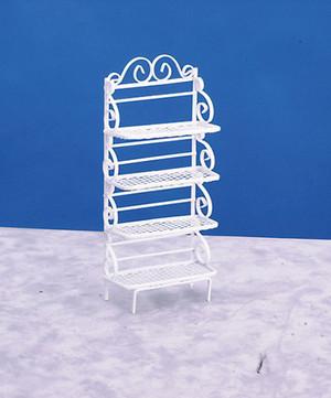 Bakers Rack - White