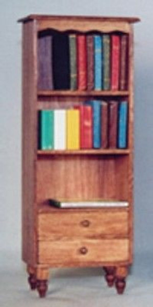 DAS027 - Daisy House Kit - Bookcasewith working drawers Kit