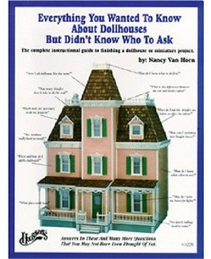 HW1008 - Everything You Wanted to Know about Dollhouses but didn't know who to ask
