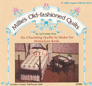PLD7394 - Millie's Old Fashioned Quilt Book