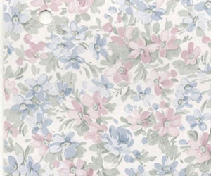 NC853.02 - WP-Blue/Pink Floral