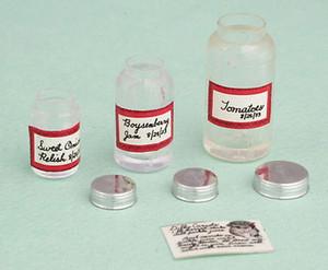 FA11167 - Mason Jars in 3 Sizes