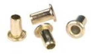 CK1023-2 - Large Hollow Eyelets - 100 pc