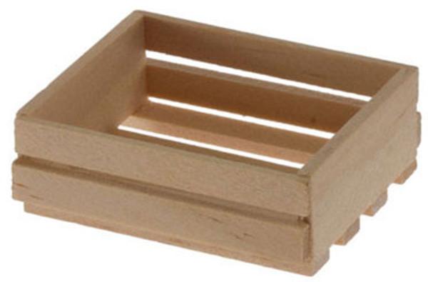 IM65432 - 8 Slat wooden crate