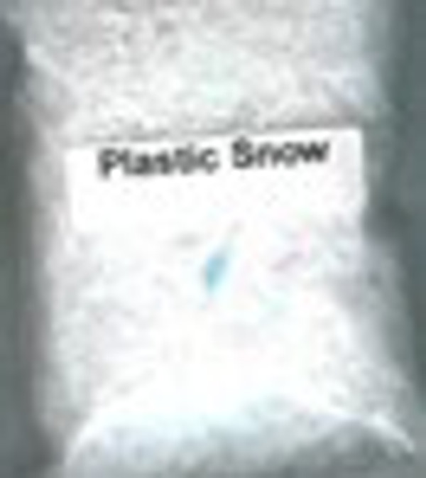 Dollhouse Miniature - 322166 - Plastic Snow