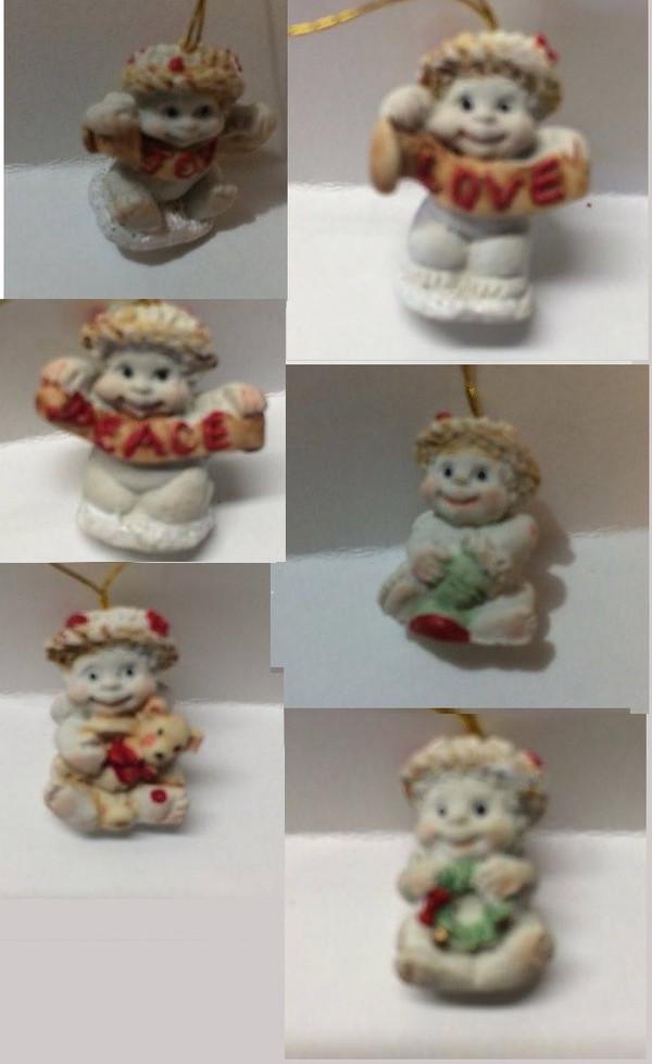 3765 - Christmas Snowman Angel