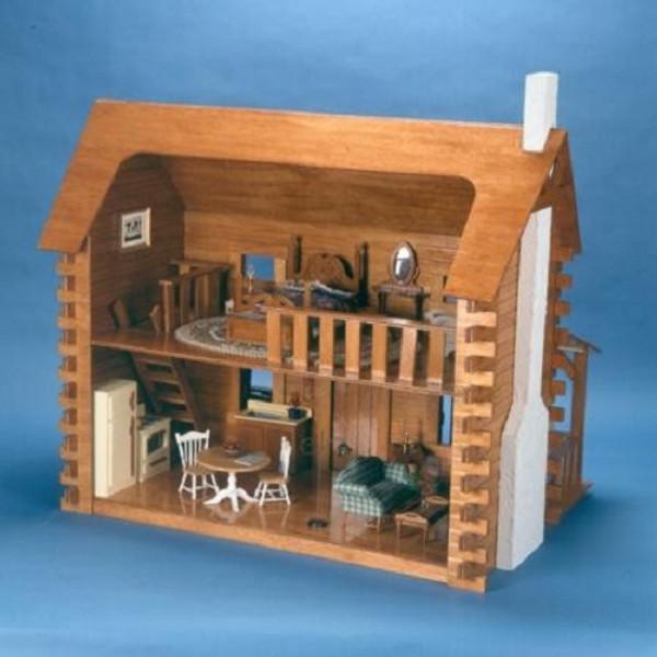 Greenleaf Creekside Cabin - Back