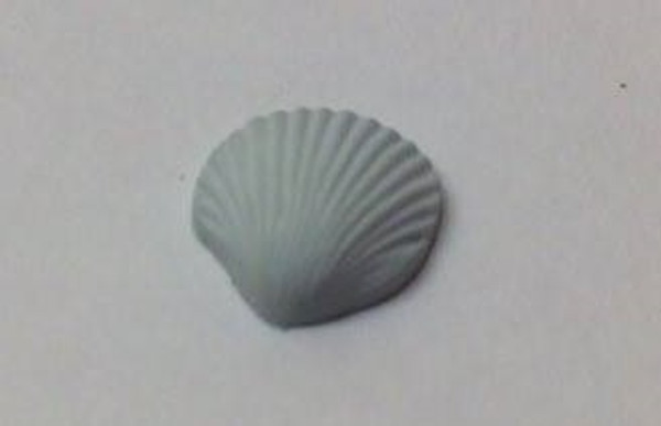 Dollhouse Miniature - 7871 - Sea Shell Soap - Green