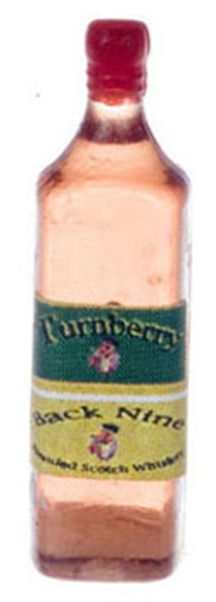 Dollhouse Miniature -FA40865 - Turnberry Whiskey