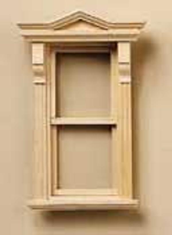 Dollhouse Miniature - HW5002 - Victorian Working Window