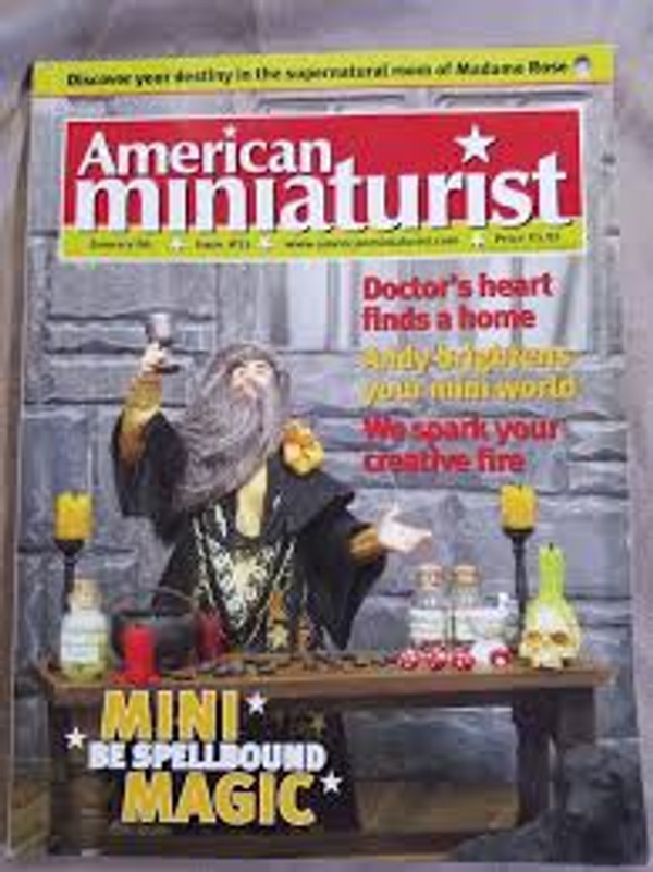 American Miniaturist Magazine - January 2006 - Issue 33