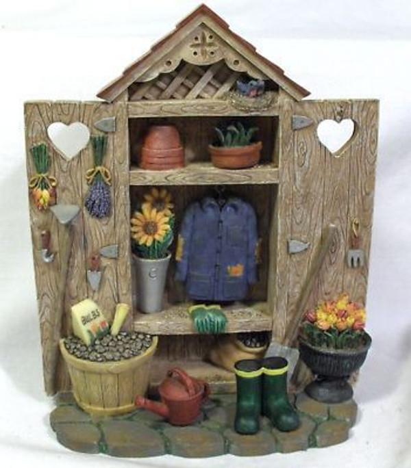 Avon - Miniature Wardrobe Collection - Gardener