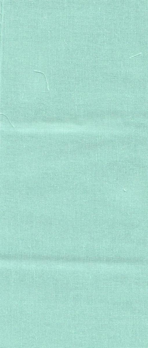 "Fabric:  Light Green - 11"" x 21"""