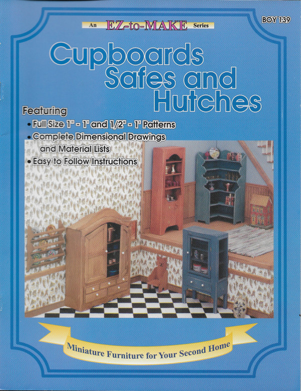 Cupboards, Safes, and Hutches