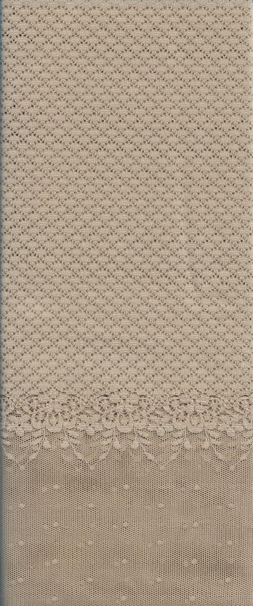 """4190110 - Fabric:  Tan with Trim - 12"""" L x 6"""" W"""