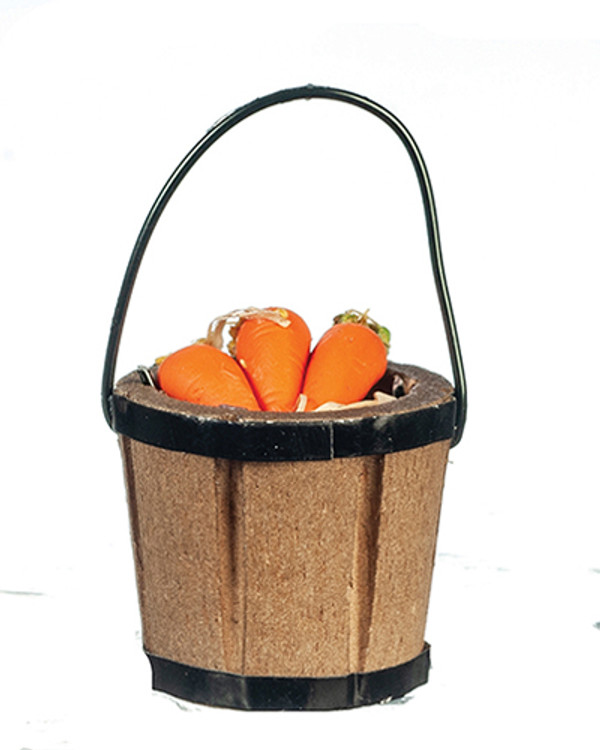 B1578 - Carrots In Pail - Large