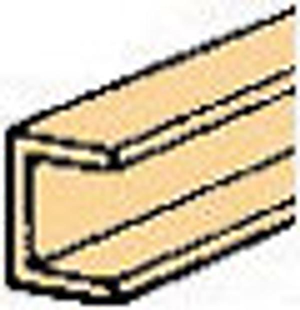 NE541 - Structural Shape, 5/64 Channel
