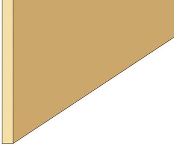 NE229 M - Mahogany Stripwood: 3/32 X 4