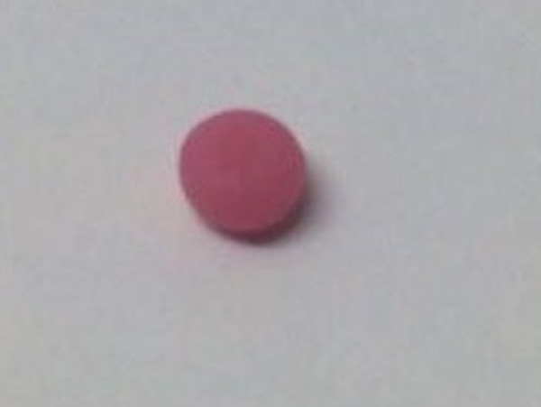 Dollhouse Miniature - 996 - Bar of Soap - Round - Pink