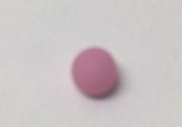 Dollhouse Miniature - 996 - Bar of Soap - Round - Pale Pink