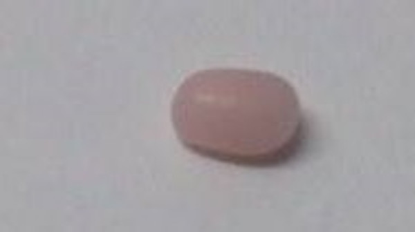 Dollhouse Miniature - 997 - Bar of Soap - Rectangle - Pale Peach
