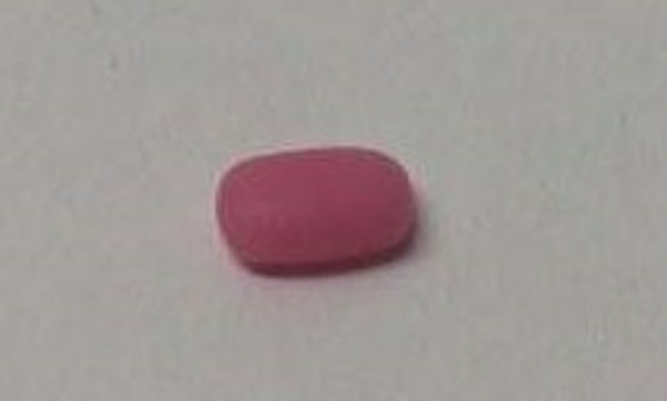Dollhouse Miniature - 997 - Bar of Soap - Rectangle - Pink