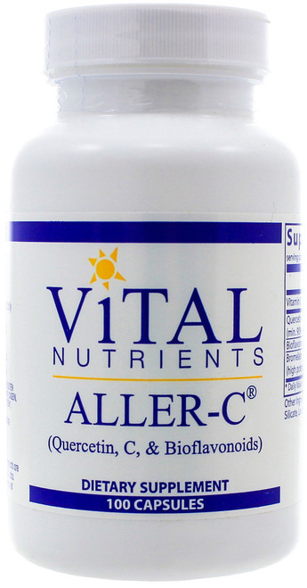 Aller-C by Vital Nutrients 100 capsules