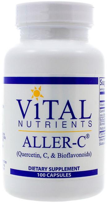 Aller-C by Vital Nutrients 100 capsules