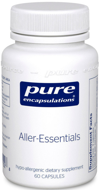 Aller-Essentials by Pure Encapsulations 120 capsules