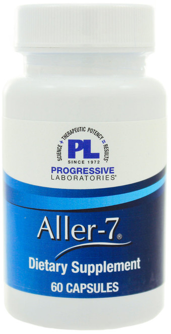 Aller-7 by Progressive Labs. 60 capsules