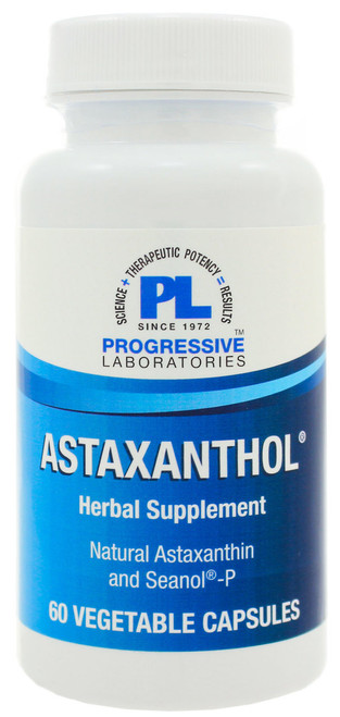 Astaxanthol by Progressive Labs. 60 capsules