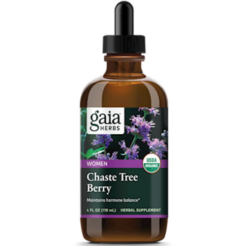 Chaste Tree Berry by Gaia Herbs 4oz