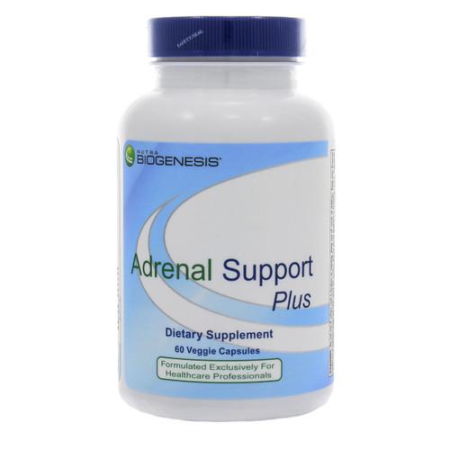Adrenal Support Plus by Nutra BioGenesis 60 veggie capsules