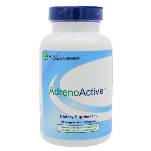 AdrenoActive by Nutra BioGenesis 60 vegetarian capsules