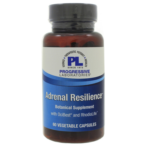 Adrenal Resilience by Progressive Labs. 60 capsules
