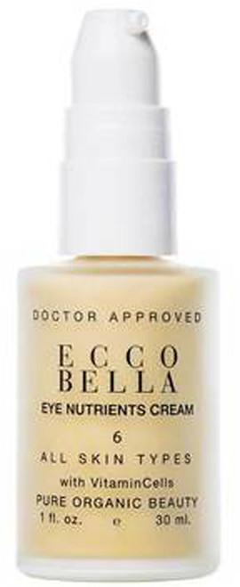 Eye Nutrients Cream by Ecco Bella 1oz