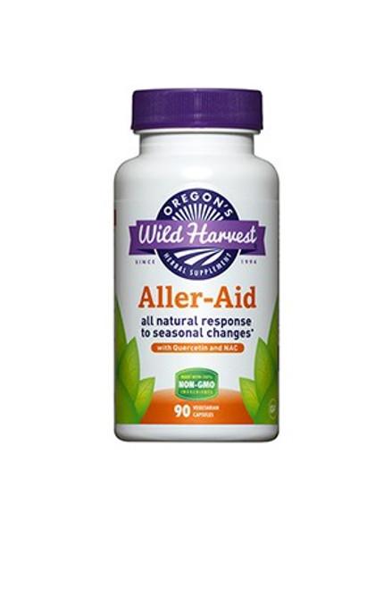 Aller-Aid w/ Quercetin by Oregon's Wild Harvest 90 capsules