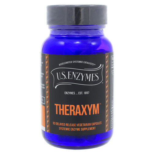 Theraxym by U.S. Enzymes 93 capsules