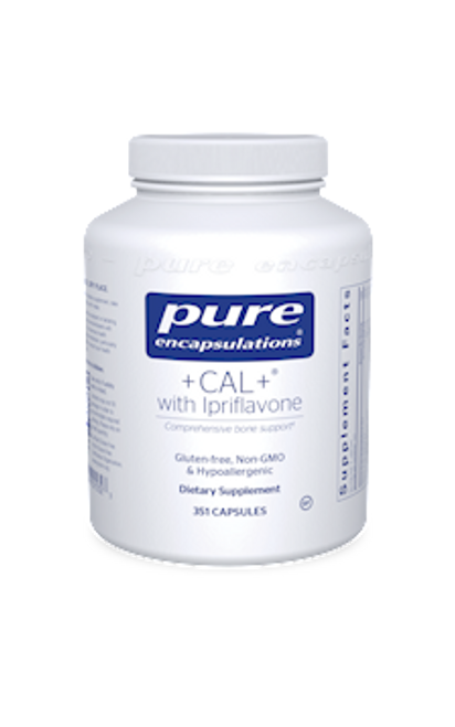 + Cal + by Pure Encapsulations 351 capsules