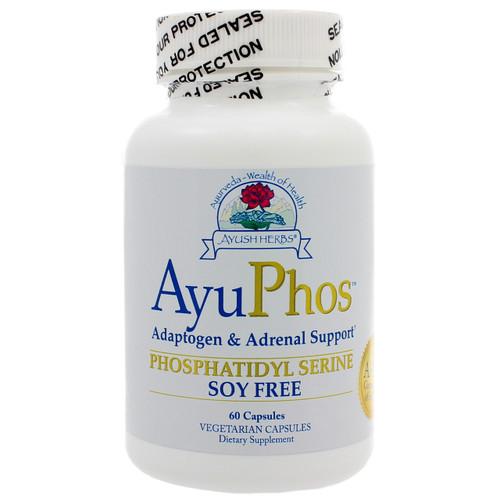 AyuPhos by Ayush Herbs 60 capsules