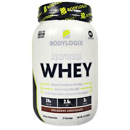 BodyLogix Natural Whey Vanilla Bean - Gluten Free