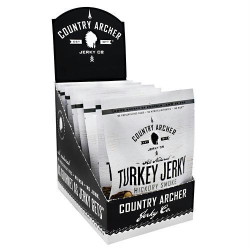 Country Archer Turkey Jerky Citrus Rosemary - Gluten Free